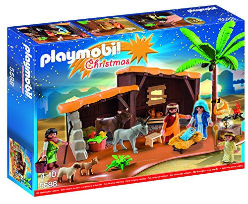 PLAYMOBIL Navidad Playset Bel ampeacuten