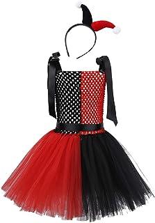 Amazon.es: harley quinn vestido