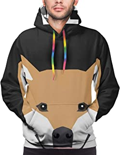 Lrfj8J0 Hooded Sweatshirts Soft Such Welcome, Polyester Hoodie Pullover Hooded Sweatshirts for Men's