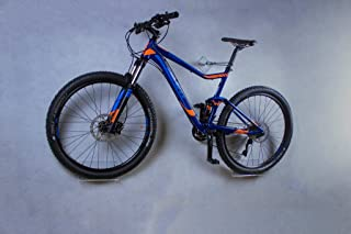 comprar comparacion Soporte de pared para bicicleta trelixx en acrílico transparente (acabado láser) para bicicleta de montaña/de carreras, so...
