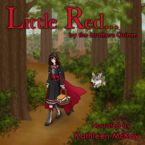Little Red... cover art