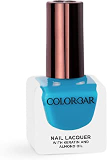 Colorbar Nail Lacquer, Turkish Ice, 12 ml