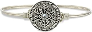 Best snowflake obsidian bracelet Reviews