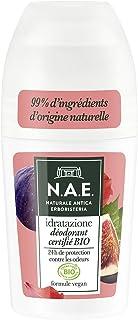 N.A.E. - Déodorant 24h de protection contre les odeurs - Certifié Bio - Apaisant - Idratazione - 99% d'ingrédients d'origi...