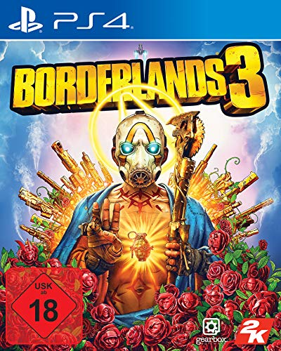 Borderlands 3 Standard Edition Playstation 4(inkl. kostenlosem Upgrade auf PS5)