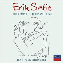Satie Complete Solo Piano Music
