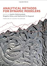 Analytical Methods for Dynamic Modelers (The MIT Press)
