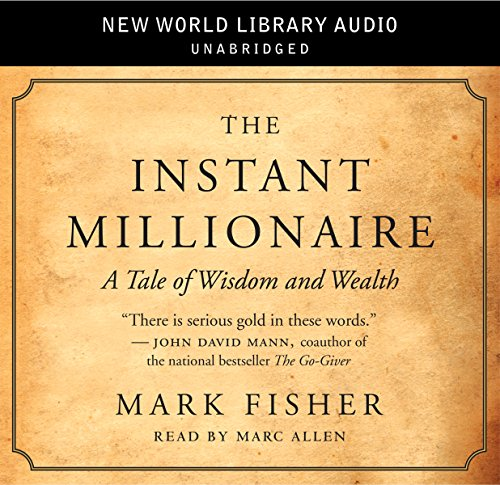 The Instant Millionaire audiobook cover art