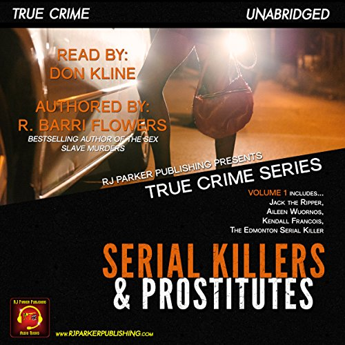 Serial Killers and Prostitutes audiobook cover art