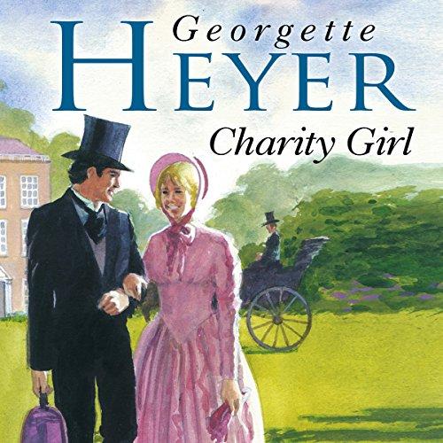 Charity Girl audiobook cover art