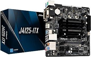 ASRock Intel Quad-Core Processor J4125チップセット搭載 Mini-ITXマザーボード 【国内正規代理店品】 J4125-ITX