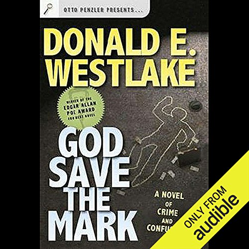 God Save the Mark audiobook cover art