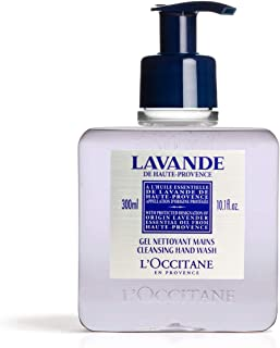 L'Occitane Cleansing Lavender Liquid Hand Soap, 10.1 Fl Oz