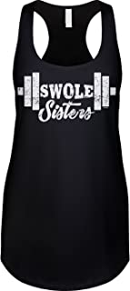 Best swole sisters tank Reviews