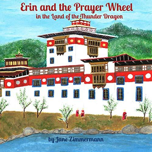Erin and the Prayer Wheel audiobook cover art