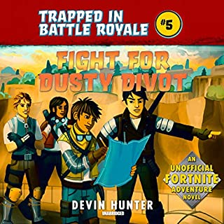 Fight for Dusty Divot cover art