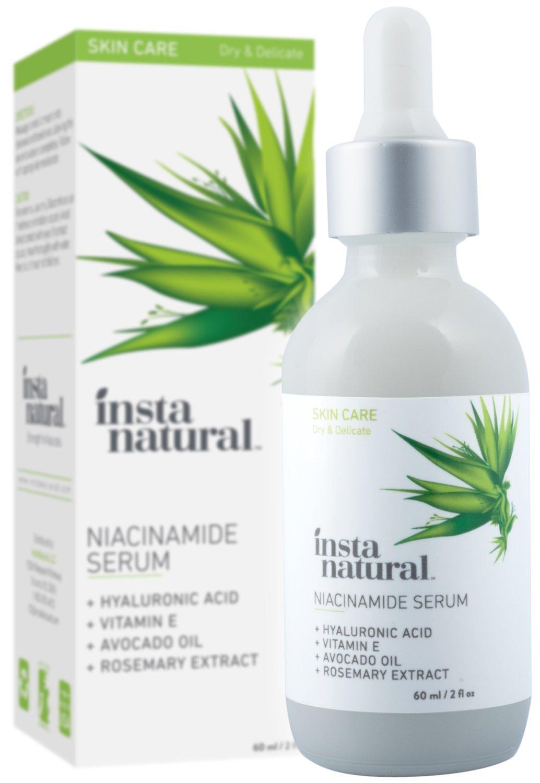 InstaNatural Niacinamide Face Serum Hyperpigmentation