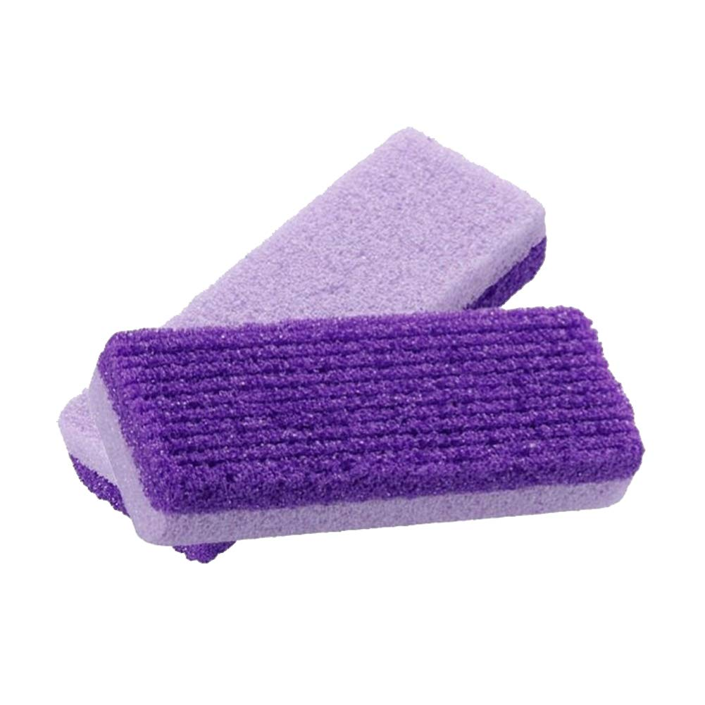 Low price AKOAK 2 Pcs Pumice Foot Stone Dead Calluses and Remove of Classic Skin