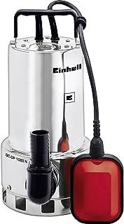 comprar comparacion Einhell - GH-DP 1020 N - Bomba de aguas sucias (1000W, capacidad de 18.000l/h, profundidad max. de 5m, conexión de manguer...