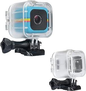 Newmowa Funda Impermeable para Polaroid Cube y Cube+