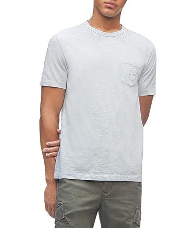 Calvin Klein Short Sleeve Casual Pocket Logo Monogram T-shirt