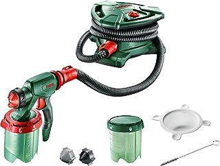 comprar comparacion Bosch PFS 5000 E - Sistema de pulverización de pintura (1200 W, 2 depósitos para pintura de 1000ml, boquilla para pintura...