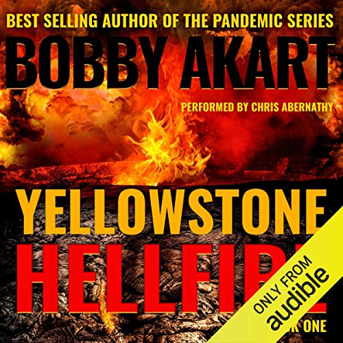 Yellowstone: Hellfire audiobook cover art