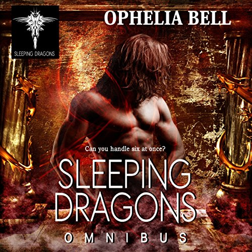 Sleeping Dragons Omnibus cover art