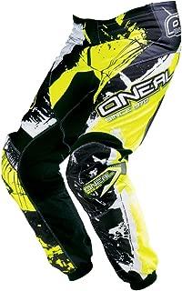 O Neal Element MX Hose Racewear Blu Nero Motocross Enduro 0124r 0