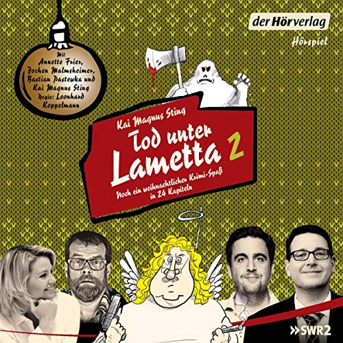 Tod unter Lametta 2  By  cover art
