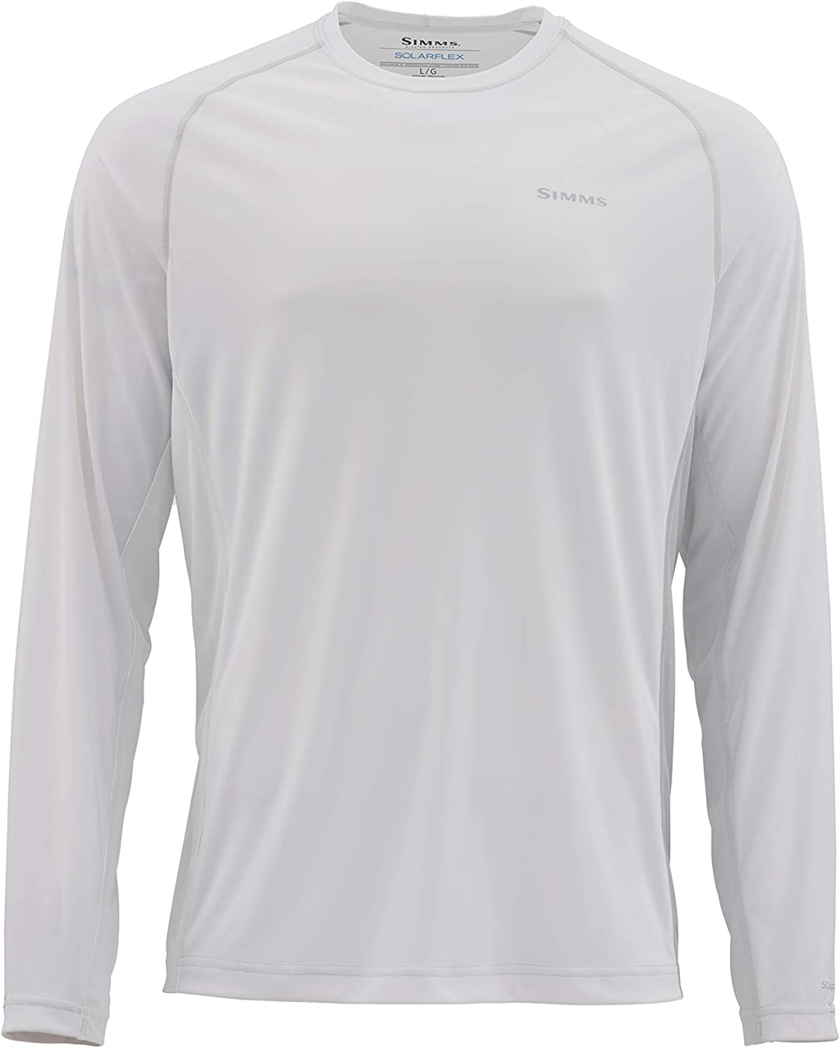 Simms Solarflex UPF 50+ At the price of surprise Limited Special Price Crewneck Fishing Sleeve Long Shirt