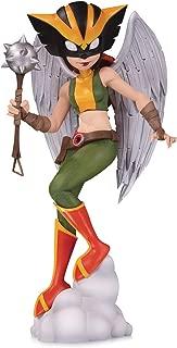 DC Collectibles Artists Alley: Hawkgirl by Chrissie Zullo Designer Vinyl Figure, Multicolor