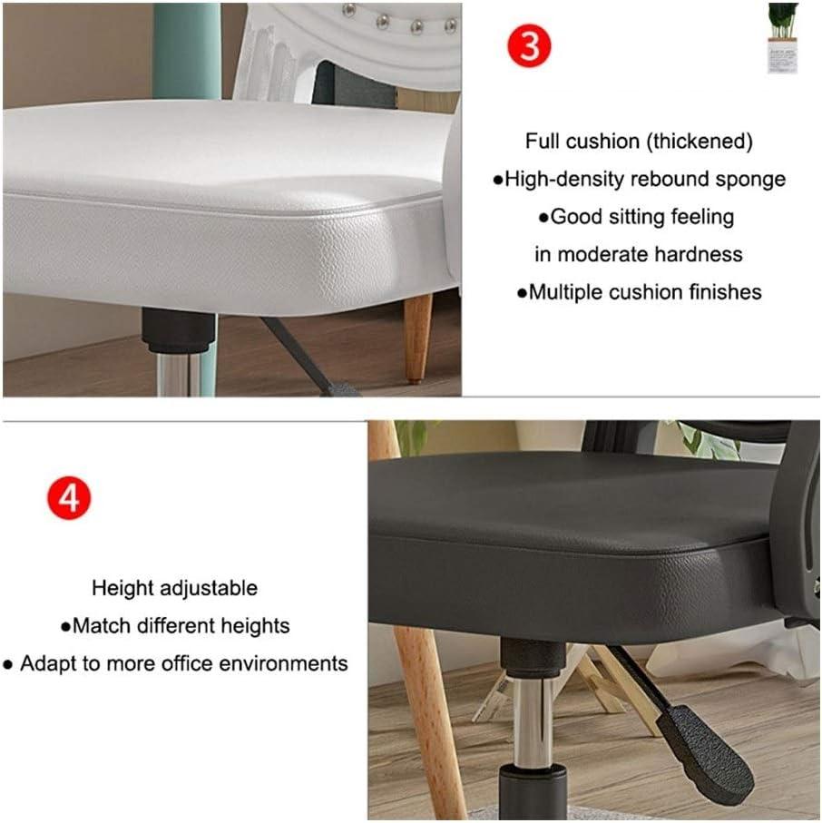 WJJ Fauteuil Pivotant Drehstuhl Für's Büro Oder Kinderzimmer, Höhenverstellbar, Schreibtischstuhl Für Kinder (Color : 12) 10