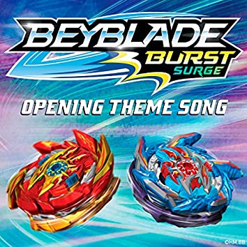 We Got the Spin (feat. Johnny Gr4ves) [Beyblade Burst Surge Opening Theme Song]
