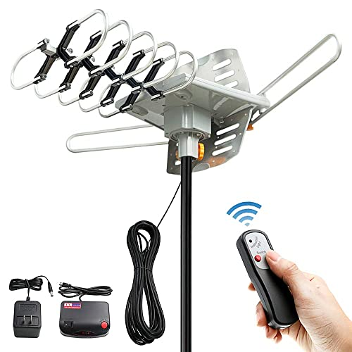 Antenna for TV Without Cable: Amazon com