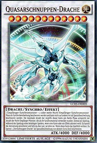 Quasarschnuppen Drache LC05-DE005 Ultra Rare NM DE YU-GI-OH!