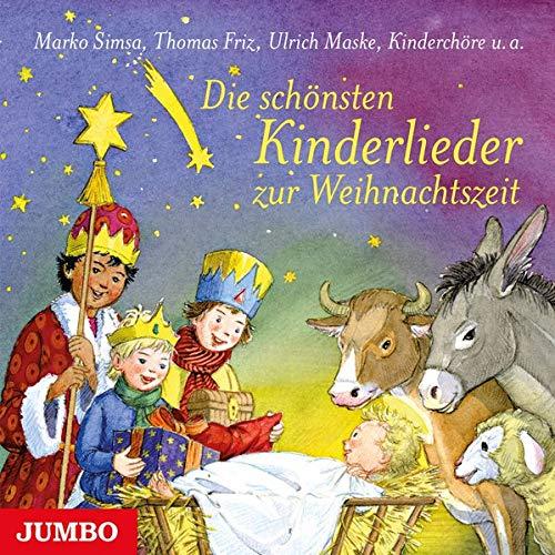 Die schönsten Kinderlieder zur Weihnachtszeit Titelbild
