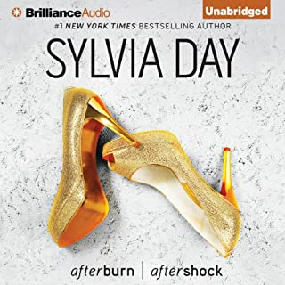 Afterburn & Aftershock audiobook cover art