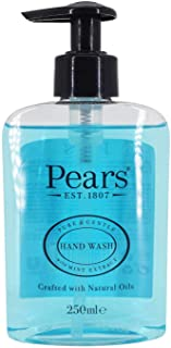 Pears Pure & Gentle Hand Wash with Mint Extract - 250ml