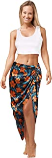 HDE Two Piece Coverup Skirt and Top Set Beach Cover Up Summer Outfit for Women