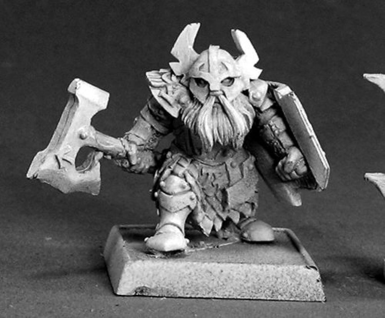 Reaper Miniatures 14173 - Warlord - Gargram Heavyhan, Zw. - Sergeant - Zinnminiatur B000PJ5ATC Am wirtschaftlichsten | Zürich