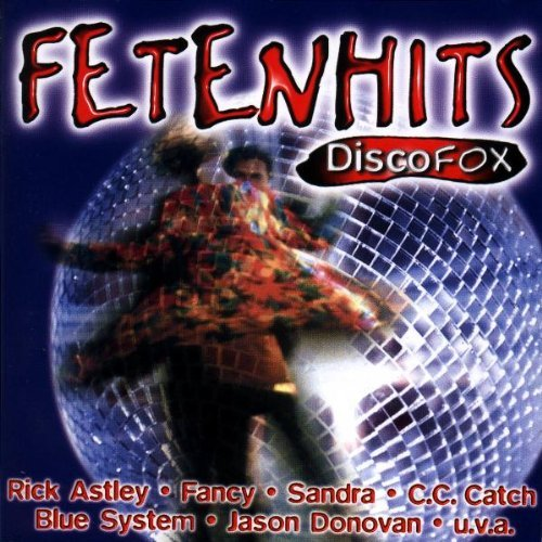 Fetenhits - Disco Fox by Various (1998-06-15)