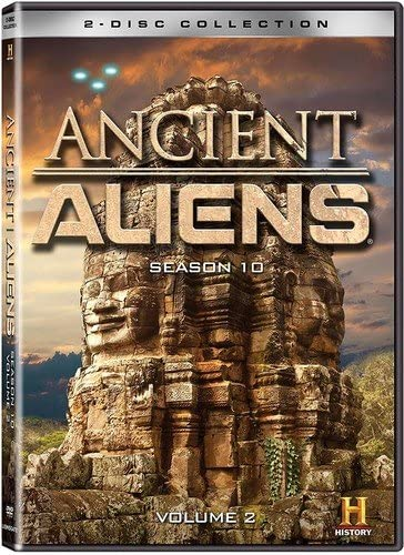 Ancient Aliens Season 10 Volume 2 DVD product image