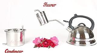 Best steam distiller for making essential oils Reviews