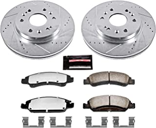 Power Stop K2069-36 Z36 Truck & Tow Front Brake Kit
