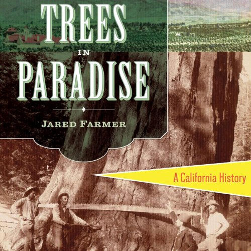 Trees in Paradise audiobook cover art