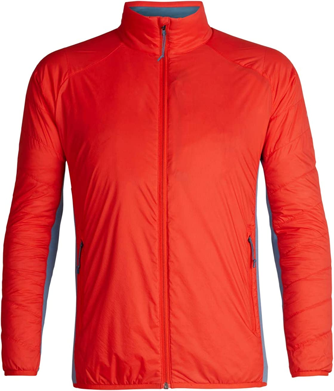 Icebreaker Merino Charlotte Mall Men's Weekly update Hyperia Hybrid Jacket Lite Wool