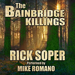 The Bainbridge Killings audiobook cover art
