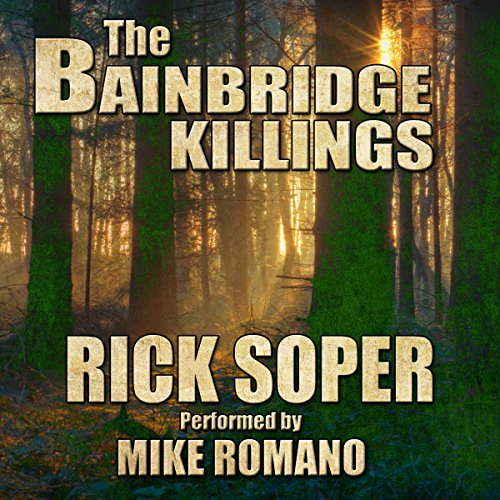 The Bainbridge Killings audiobook cover art
