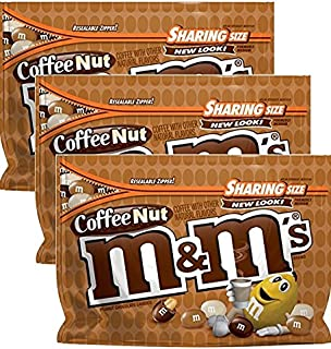 coffee nut m&ms